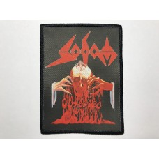 SODOM patch printed Obsessed by Cruelty