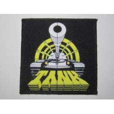TANK patch printed