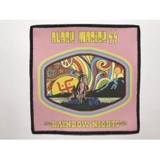 BLACK MAGICK SS patch printed Rainbow Nights