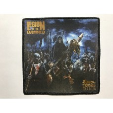 LEGION OF THE DAMNED patch printed Slaves of the Shadow Realm