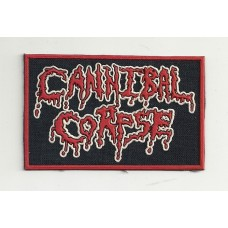 CANNIBAL CORPSE patch rubber