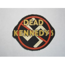DEAD KENNEDYS patch rubber