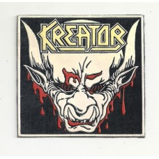 KREATOR patch rubber