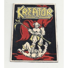 KREATOR patch rubber Endless Pain