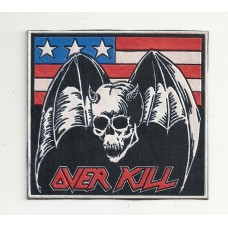 OVERKILL patch rubber